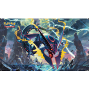 Pokemon Play Mat - Shiny Mega Rayquaza