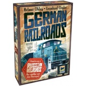 Russian Railroads - German Railroads Expansion - EN