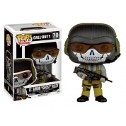Funko POP! Games - Call Of Duty Lt. Simon 'Ghost' Riley Vinyl Figure 10cm