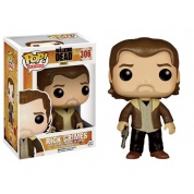 Funko POP! Television - The Walking Dead Rick Grimes Season 5 Vinyl Figure 10cm