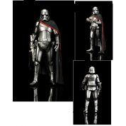 Star Wars Episode VII The Force Awakens - Captain Phasma 1/10 Scale ARTFX+ Statue 20cm