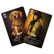 Flash Point: Fire Rescue - Veteran and Rescue Dog - EN