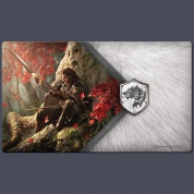 FFG - A Game of Thrones LCG 2nd Edition: The Warden of the North Playmat