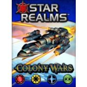 Star Realms Deckbuilding Game - Colony Wars Display (6 Packs) - EN