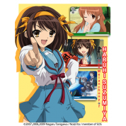 Weiß Schwarz - Booster Display: The Melancholy of Haruhi Suzumiya - (20 Packs) - EN