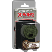 FFG - Star Wars X-Wing: Scum Maneuver Dial Upgrade Kit - EN
