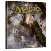 MTG - The Art of Magic: The Gathering - Zendikar - EN