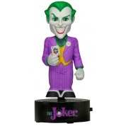 DC Comics - Joker Solar Powered Body Knocker 15cm Bobble Head