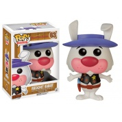 Funko POP! Animation - Hanna Barbera Ricochet Rabbit Vinyl Figur 10cm