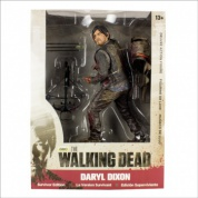 "McF - The Walking Dead TV - Deluxe Figure 1 - Daryl Dixon Survivor Edition 10"" (Slightly damaged box)"