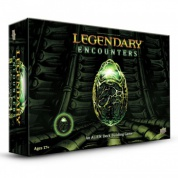 Legendary Encounters: An Alien Deck Building Game - EN (Slightly damaged box)