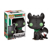 Funko POP! Movie How to Train Your Dragon - Holiday Toothless Vinyl Figure 10cm limited