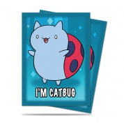 UP - Deck Protector Sleeves - Bravest Warriors - Catbug (50 Sleeves)