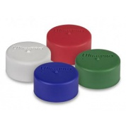 UP - Tube Caps 1 (4 Packs: Red, Green, White, Dark Blue)