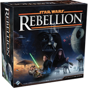 FFG - Star Wars: Rebellion Board Game - EN