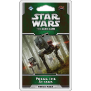 FFG - Star Wars LCG: Press the Attack Force Pack - EN