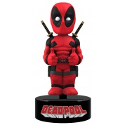 Marvel - Deadpool Solar Powered Body Knocker 15cm Bobble Head