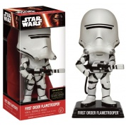 Funko Wacky Wobblers Star Wars Episode VII The Force Awakens - First Order Flametrooper Bobble Head 15cm