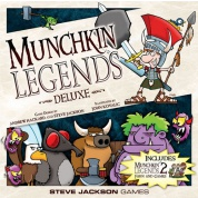 Munchkin Legends Deluxe - New Edition - EN