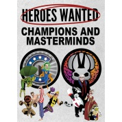 Heroes Wanted: Champions and Masterminds - EN