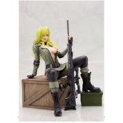 Bishoujo Collection - Metal Gear Solid SNIPER WOLF 1/7 Scale Statue 19cm