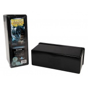 Dragon Shield - 4 Compartment Storage Box - Black