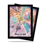 UP - Deck Protector Sleeves - Force of Will - A2: Alice (65 Sleeves)