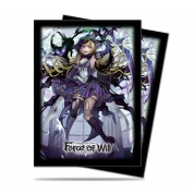 UP - Deck Protector Sleeves - Force of Will - A2: Dark Alice (65 Sleeves)