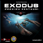 Exodus: Proxima Centauri - Revised Edition - EN