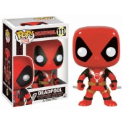 Funko POP! Marvel - Deadpool Two Swords Vinyl Figure 10cm