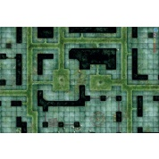 D&D: Vinyl Game Mat - Ratfang Sewers