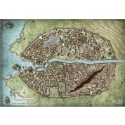 D&D: Campaign Mat - Neverwinter