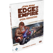 FFG - Star Wars: Edge of the Empire: Special Modifications: A Sourcebook for Technicians - EN