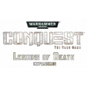 FFG - Warhammer 40,000: Conquest LCG: Legions of Death Deluxe Expansion - EN