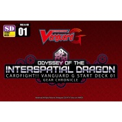 Cardfight!! Vanguard G - Start Deck - Odyssey of the Interspatial Dragon - EN