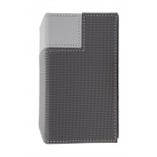 UP - Deck Box - M2 Deck Box - Dark Silver & Light Silver