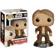 Funko POP! Star Wars - Episode VII The Force Awakens: Han Solo - Vinyl Figure 10cm