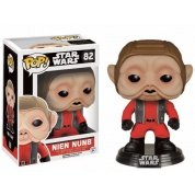 Funko POP! Star Wars - Episode VII The Force Awakens: Nien Nunb - Vinyl Figure 10cm