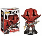 Funko POP! Star Wars - Episode VII The Force Awakens: Sidon Ithano - Vinyl Figure 10cm