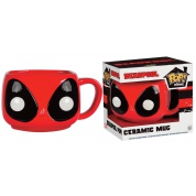 Funko POP! Home - Marvel Deadpool Ceramic Mug
