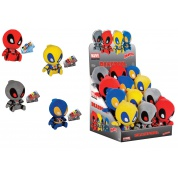 Funko Marvel - Mopeez Deadpool Plush Figure 12cm Display Assortment (12)