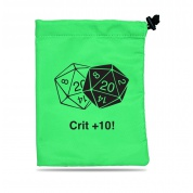 UP - Dice Bag - Treasure Nest - Crit + 10!