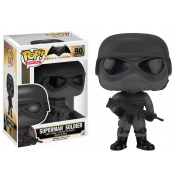 Funko POP! Heroes - Batman VS Superman: Superman Soldier - Vinyl Figure 10cm