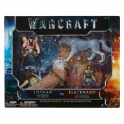 Warcraft The Movie - Battle In A Box Action Figures Boxed Set