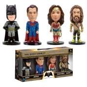 Funko Mini Wacky Wobblers - Batman Vs. Superman Bobble Head Boxed Set 7cm