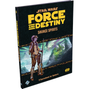 FFG - Star Wars RPG: Force and Destiny: Savage Spirits: A Sourcebook for Seekers - EN