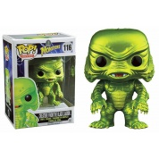 Funko POP! Movies - Universal Monsters: Creature Metallic Version - Vinyl Figure 10cm
