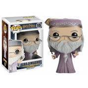 Funko POP! Movies - Harry Potter: Albus Dumbledore w/ wand Vinyl Figure 10cm