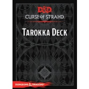 D&D Curse of Strahd: Tarokka Deck (54 Cards) - EN