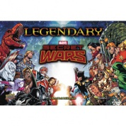 Legendary: Secret Wars Volume 2 Expansion - EN (Slightly damaged box)